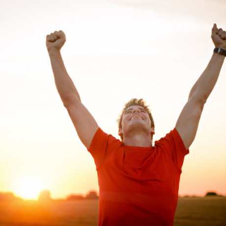 Living in Victory, An Attack on Depression