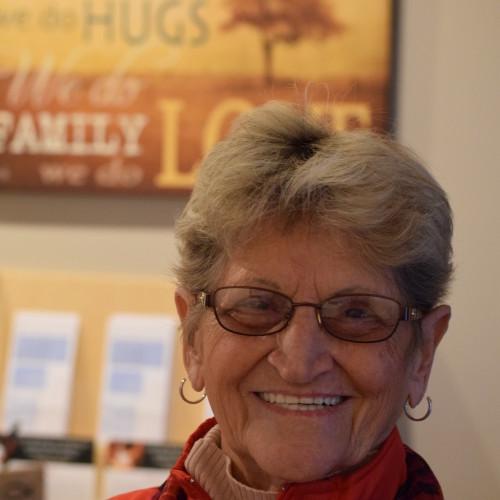 Betty Sawyer - The Church at Asheville