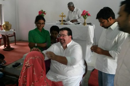 Mark Gibbs - Paraklesis - India - 2015