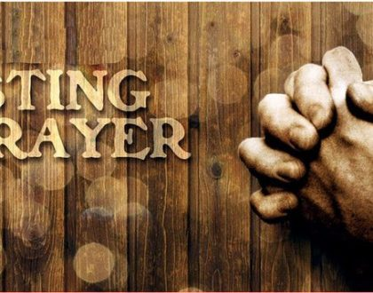 Prayer & Fasting Week Prayer Meeting - Jan. 9, 2018