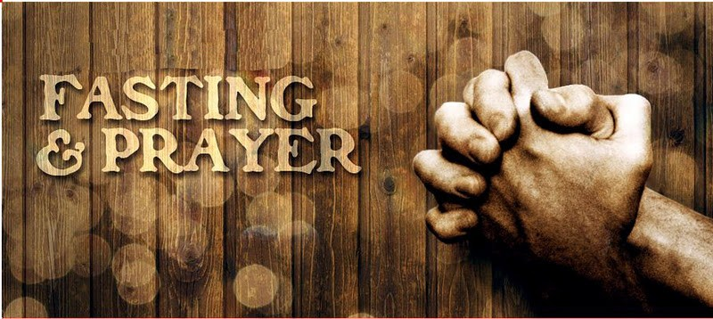 Prayer & Fasting Week Prayer Meeting - Jan. 10, 2018