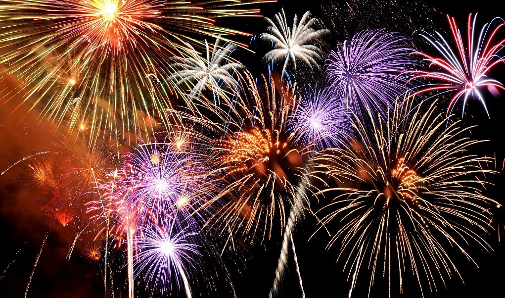 Fireworks Stand in East Asheville - Missions Fundraiser