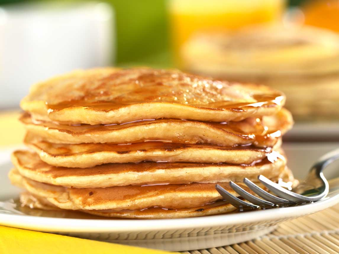 Pancake Breakfast Fundraiser for Missions