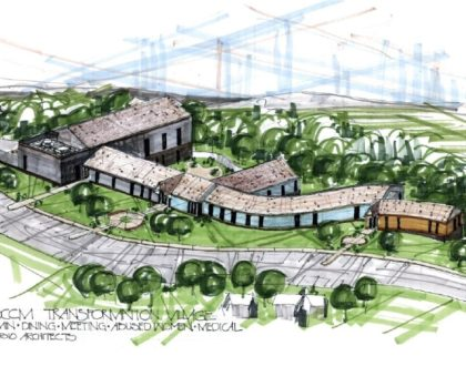 Transformation Village - Housing for Women and Children Experiencing Homelessness